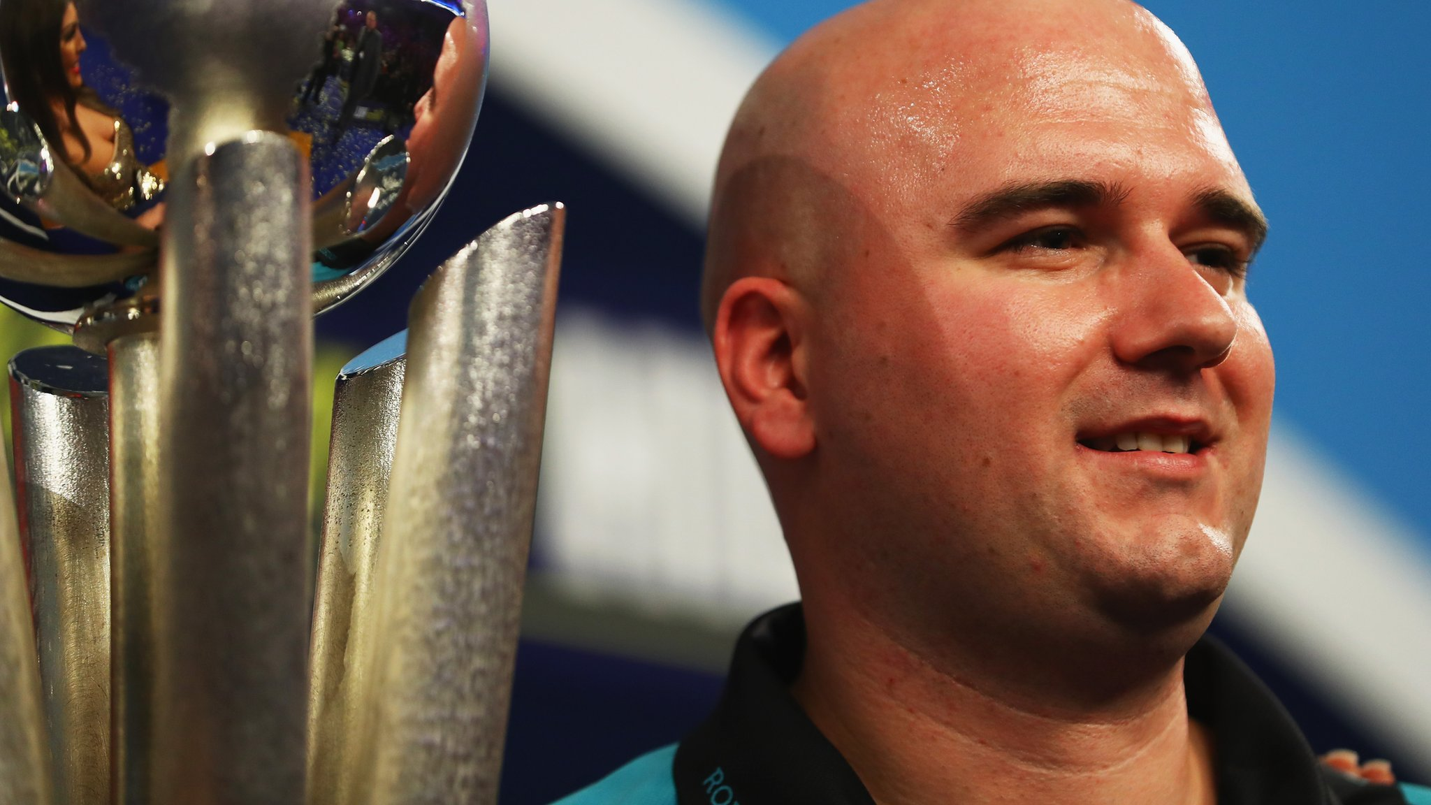 Rob Cross: World champion's whirlwind year continues with PDC Champions League