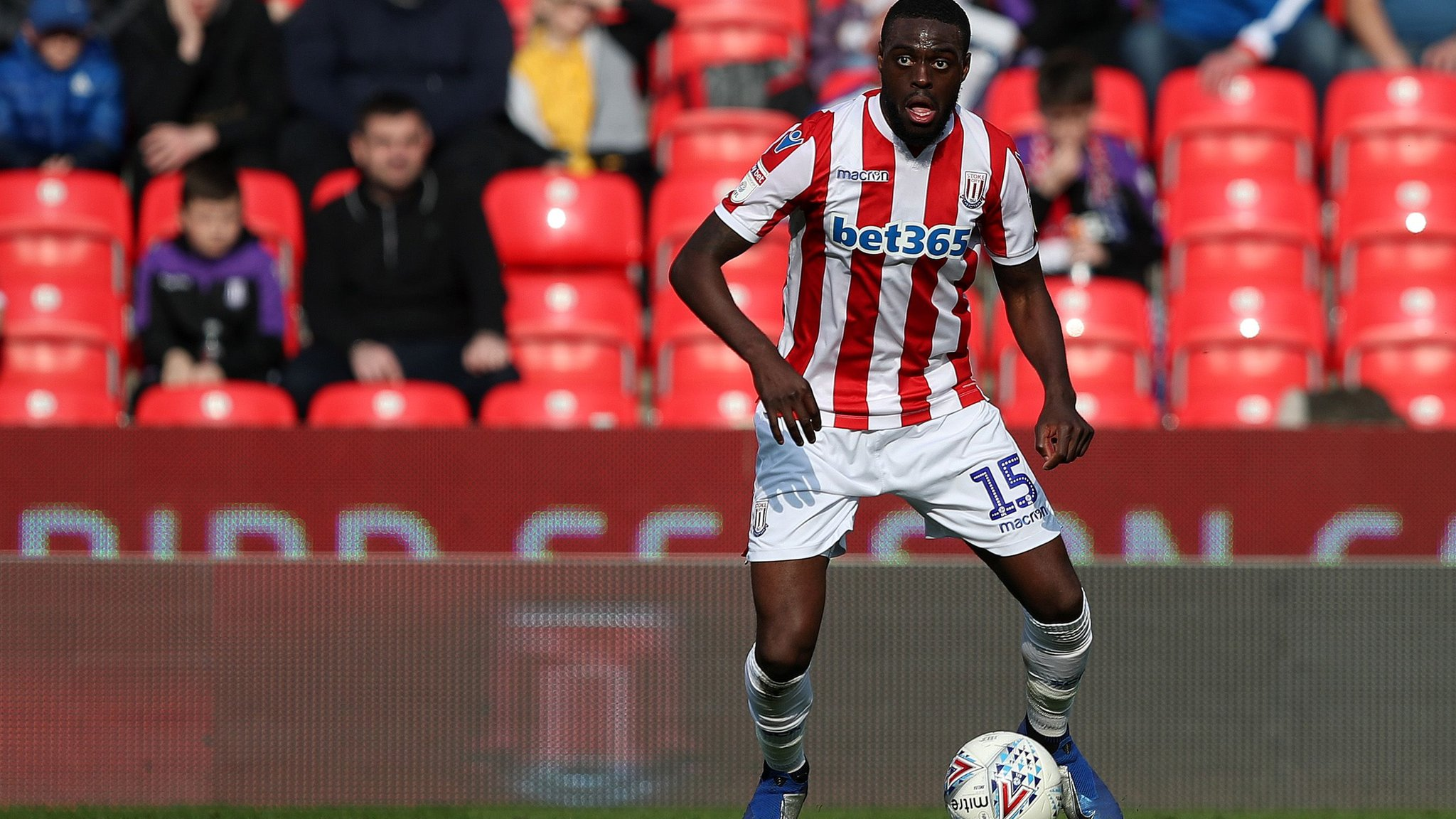 Stoke City: Bruno Martins Indi contemplates leaving in search of Premier League return