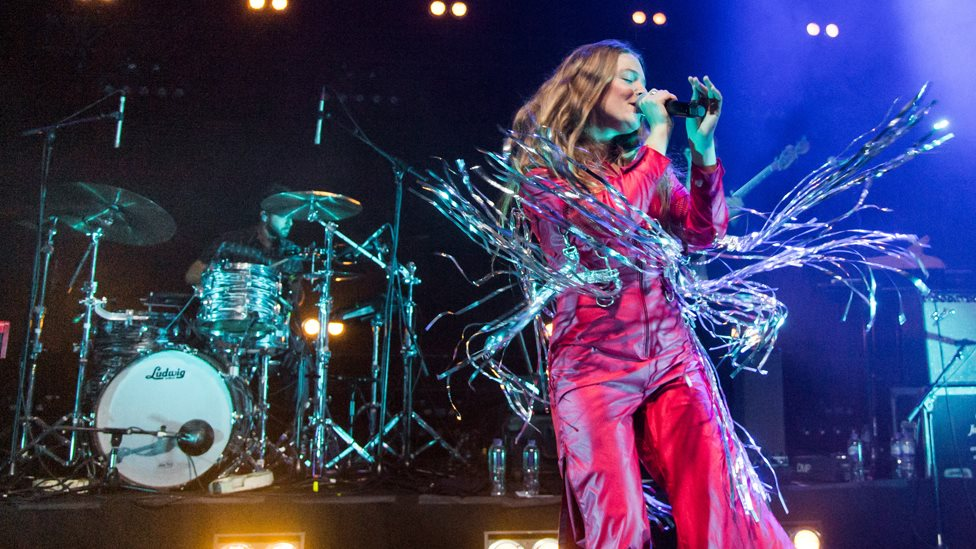 Maggie Rogers went viral. Now she's out to prove herself