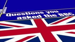 Questions you asked the BBC about the EU Referendum