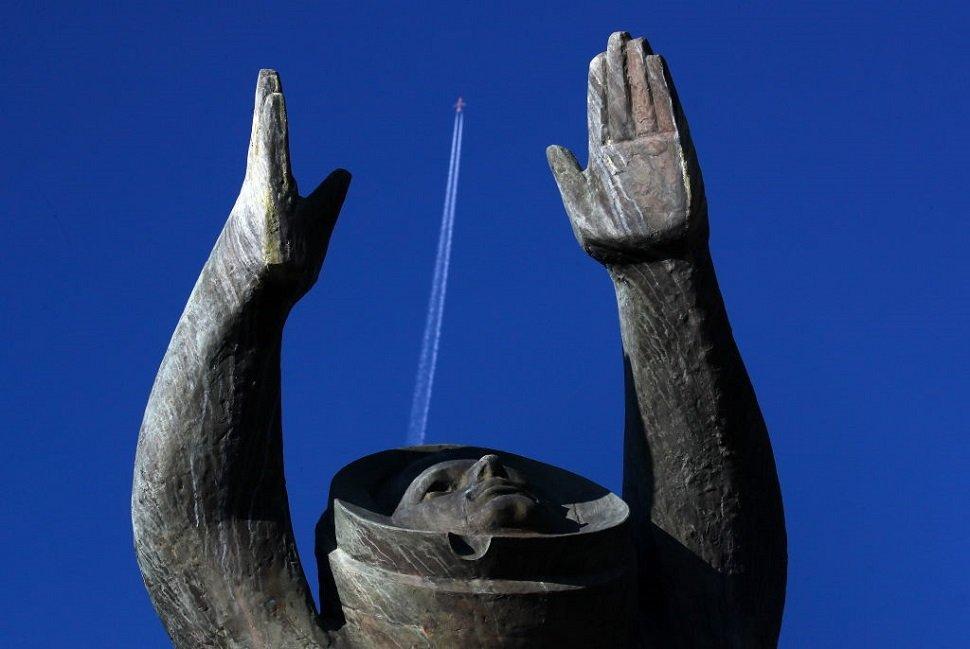 Gagarin spomenik
