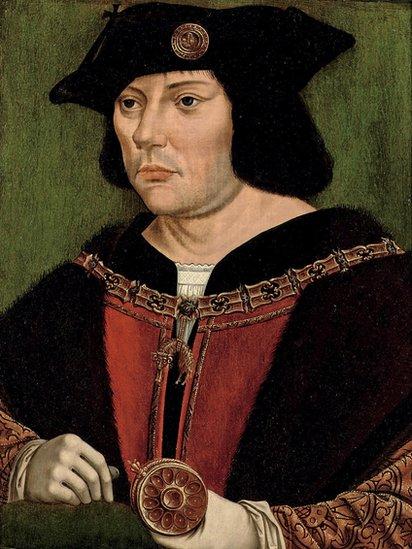 Pintura de Guillermo de Croy, señor de Chièvres