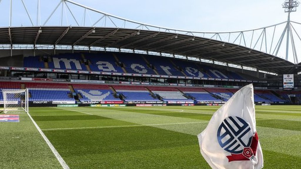 Bolton Wanderers winding-up petition suspended after club goes into administration