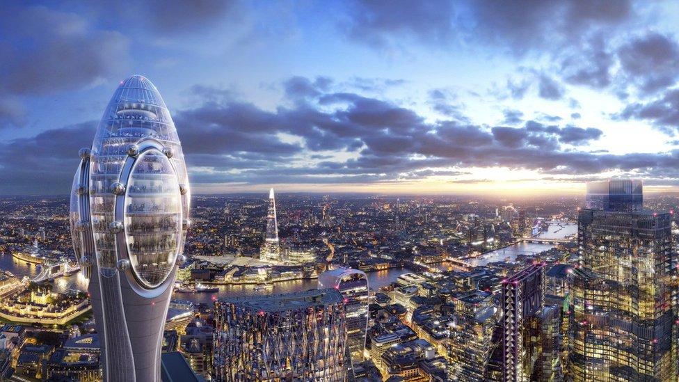 Мэр Лондона отверг проект строительства небоскреба