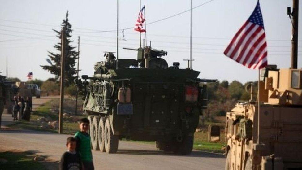 انسحبت القوات الأمريكية من معسكر التاجي قرب بغداد وسلمته للقوات العراقية قبل نحو شهرين