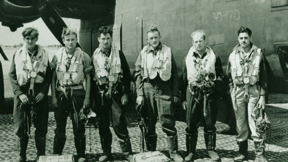 Campaign medal call for WWII Bomber Command veterans