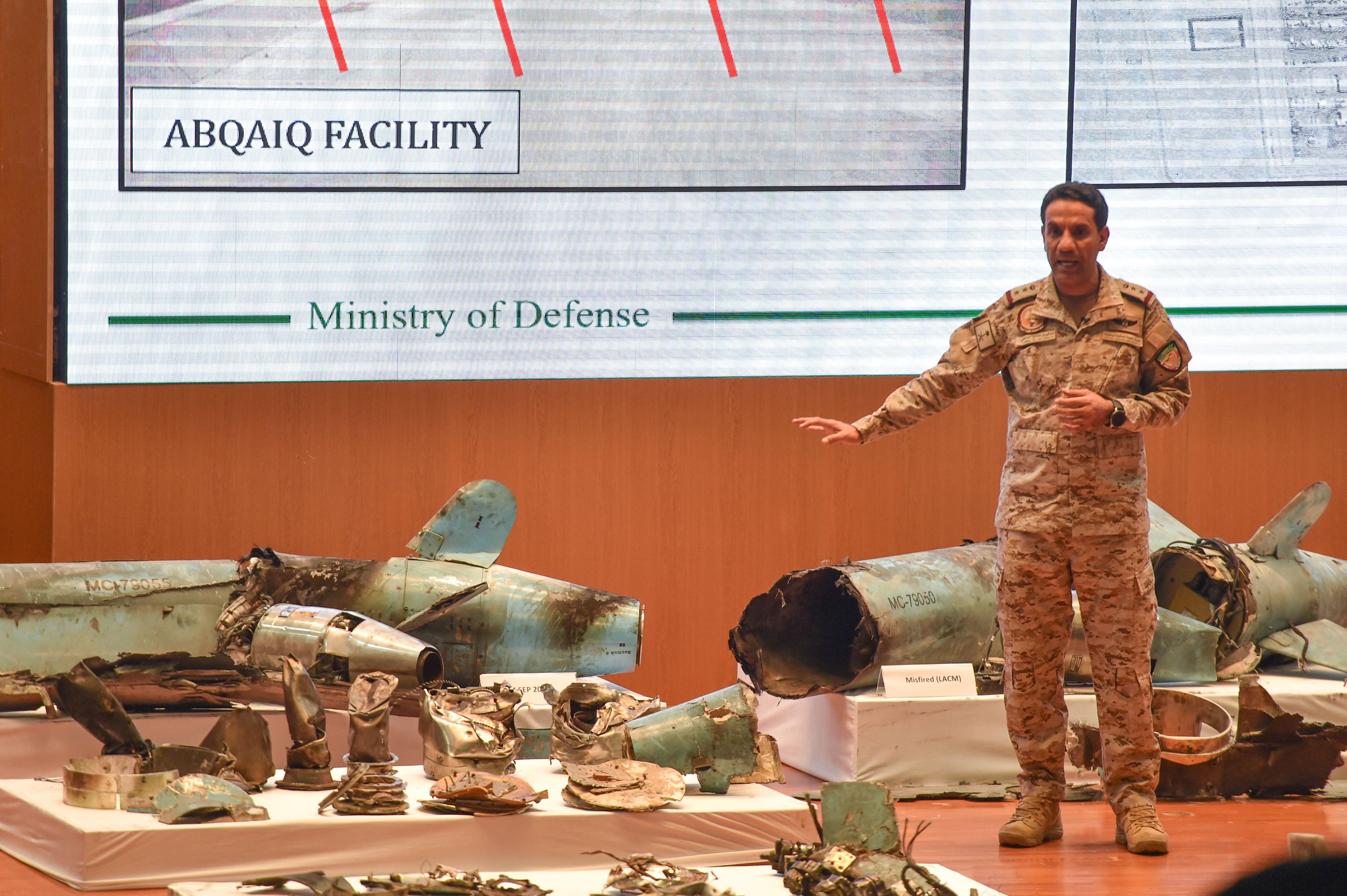 تركي المالكي المتحدث باسم قوات التحالف في اليمن