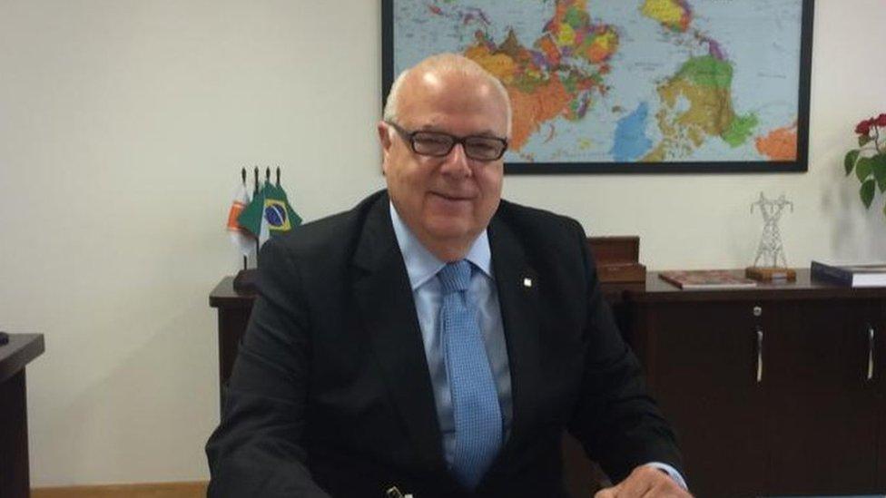 Advogado Luiz Antonio Leprevost