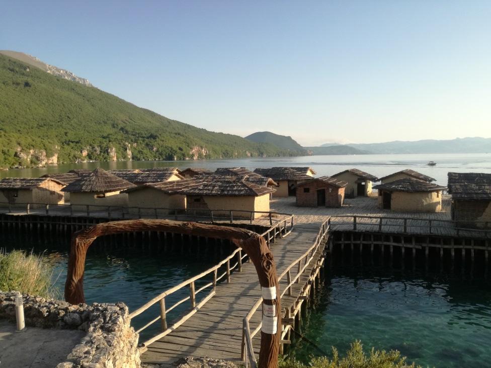Ohrid, ohridsko jezero