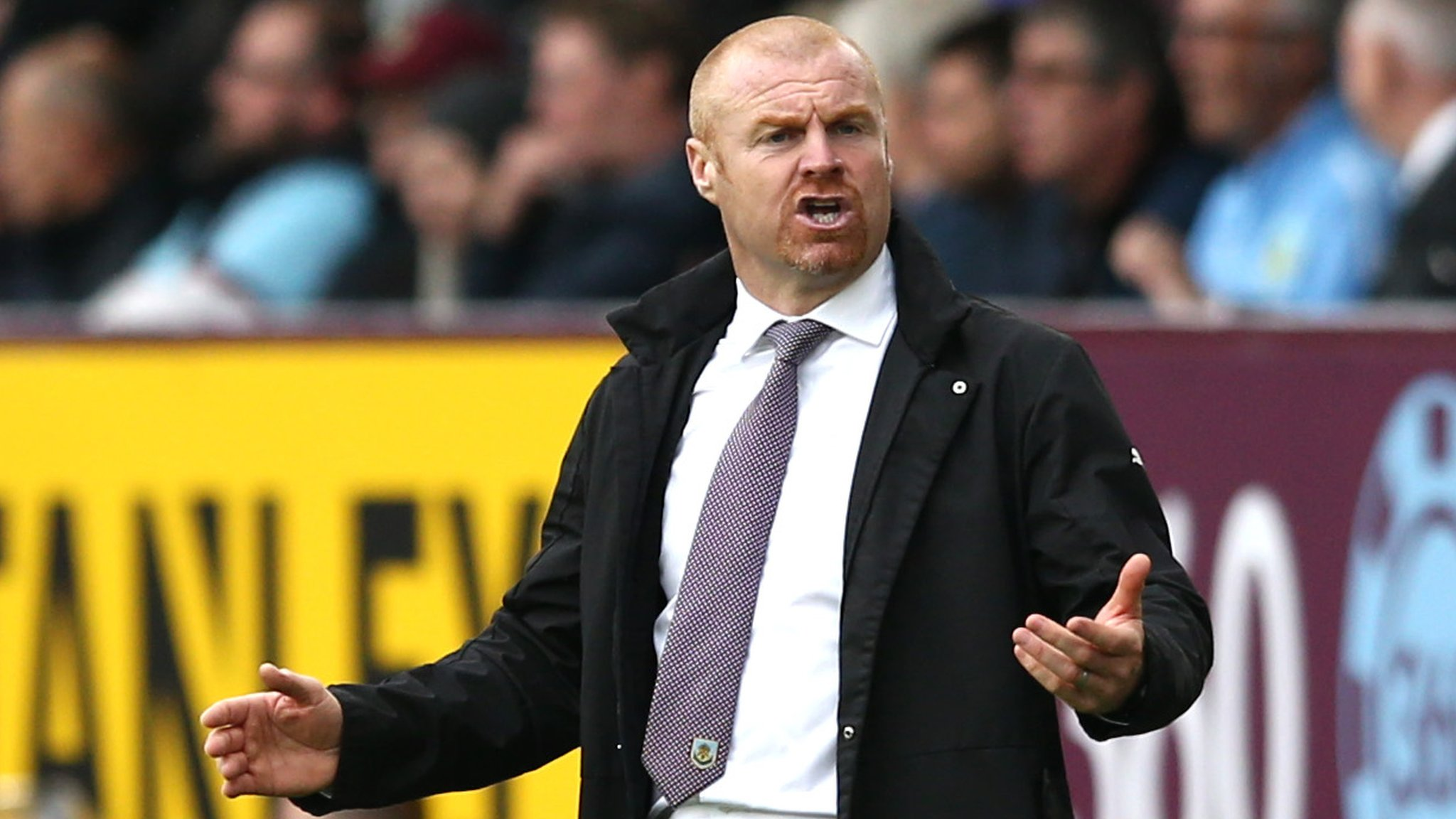 Burnley 1-3 Watford: Sean Dyche disappointed to 'give the game away'