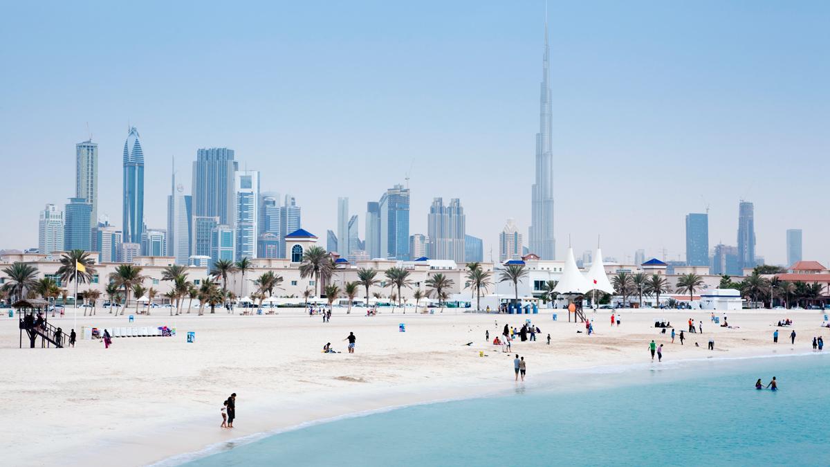 ساحل دبي