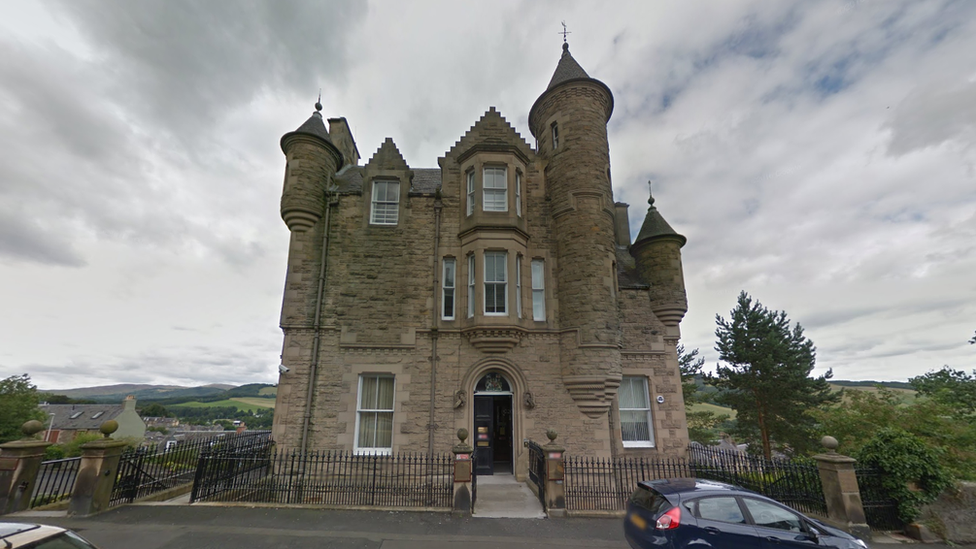 Man in court on Peebles police chase charge