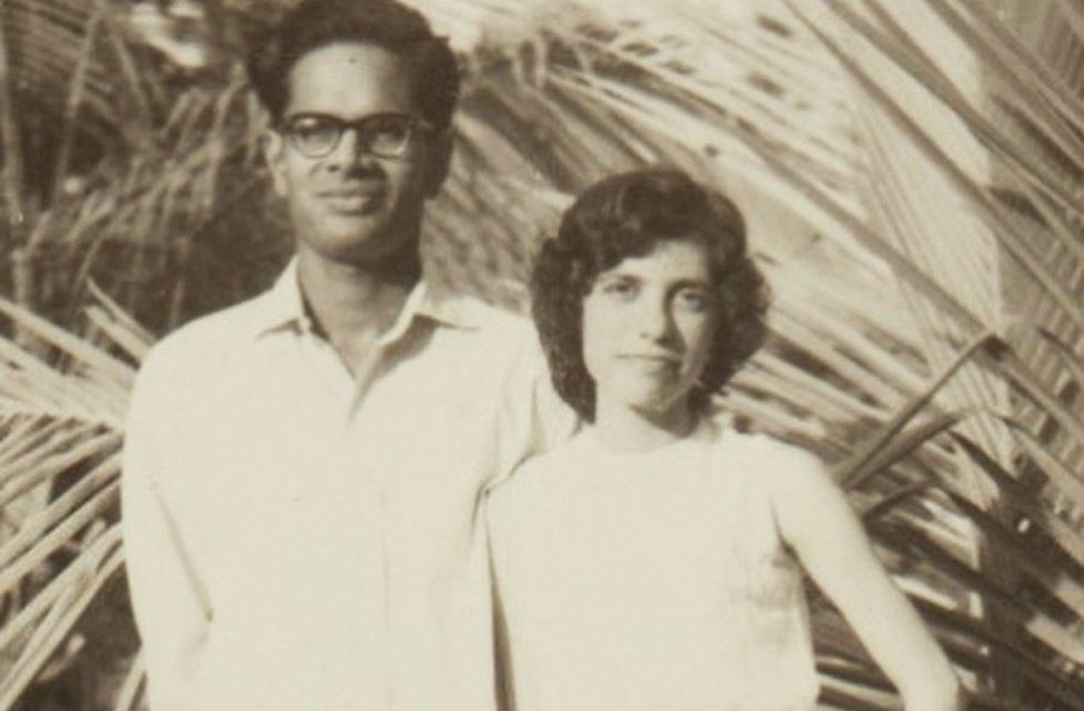 Niloufar's parents