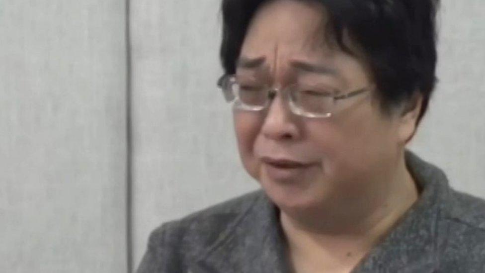 Gui Minhai on state tv