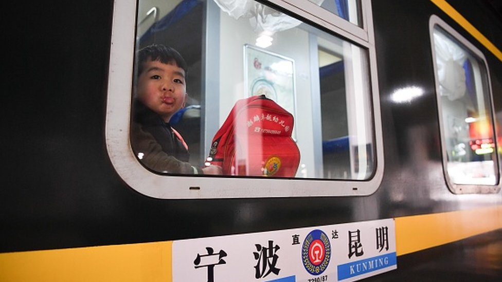 Trending in China: Should trains have child-free zones?
