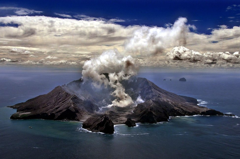 Imagen de archivo de White Island
