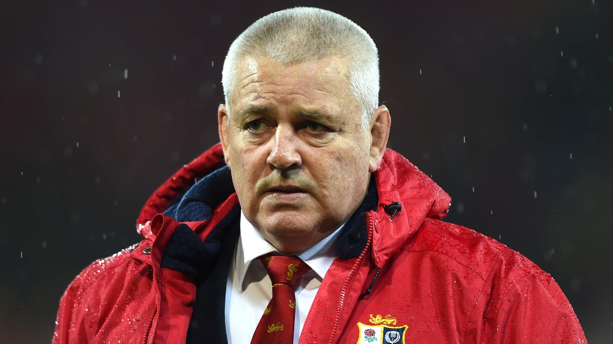 Warren Gatland: Wales coach ideal candidate for 2021 tour, says Matthew Rees