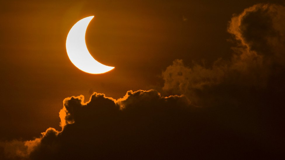 Eclipse total solar en Indonesia, 2016