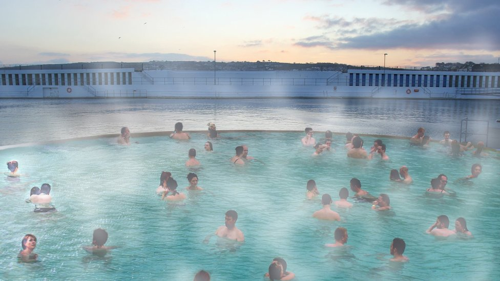 Jubilee Pool: 'Hot rocks' lido will need extra heating