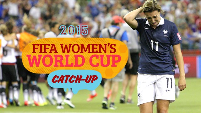 Women's World Cup Catch-Up: Penalty drama as France head home