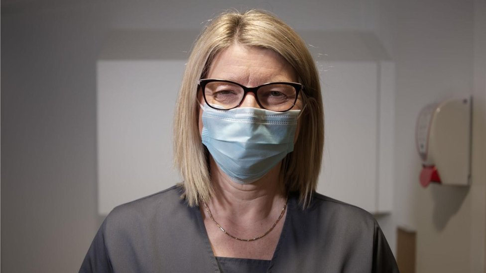 Hilary Winch says staff have been preparing and training to administer the vaccine