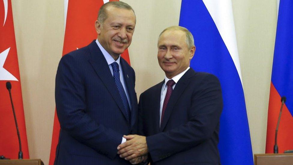 Cumhurbaşkanı Erdoğan ile Rusya lideri Putin'in 17 Eylül'de Soçi'de üzerinde uzlaştığı İdlib Mutabakatı