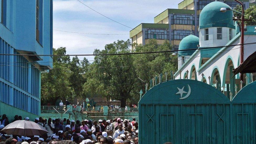 Grand Anwar Mosque