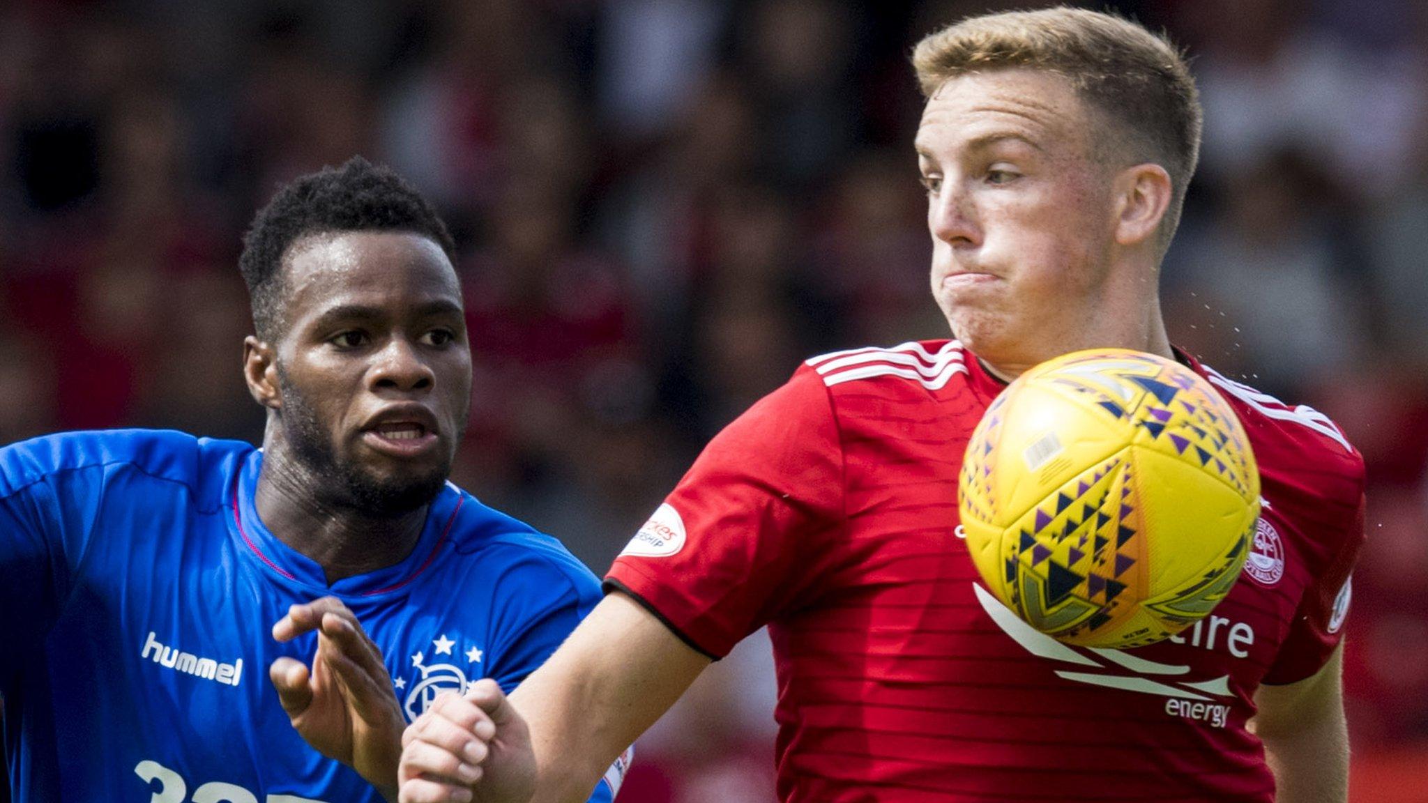 Aberdeen concerned despite winning extra Scottish League Cup semi-final tickets