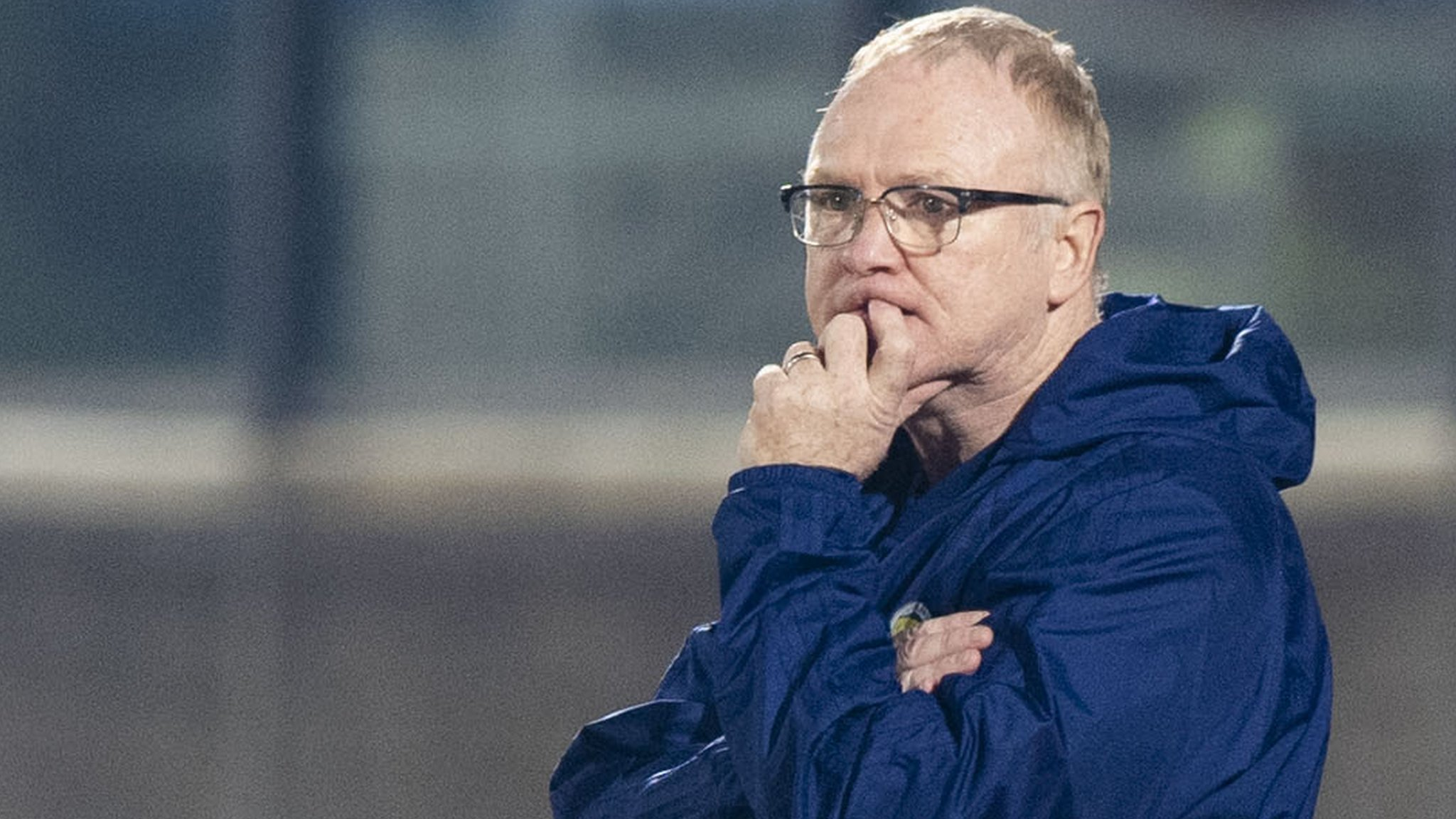 McLeish booed as Scotland labour to win in San Marino