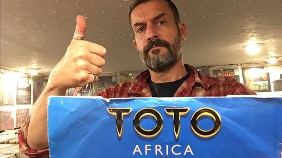 Bristol venue to play Africa by Toto on loop all night