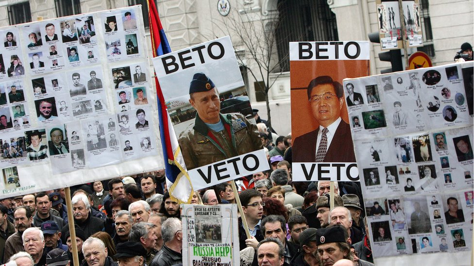 Protesti Srba sa severa Kosova