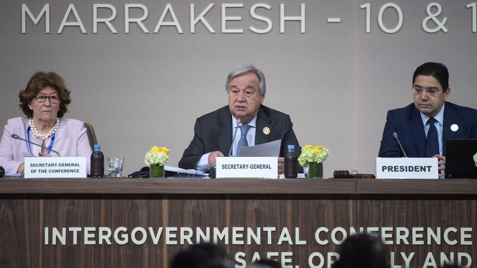 المؤتمر وافق على الاتفاقية في أول اجتماع له