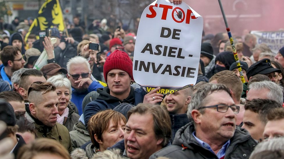 Belgium's PM Charles Michel submits resignation amid migration row