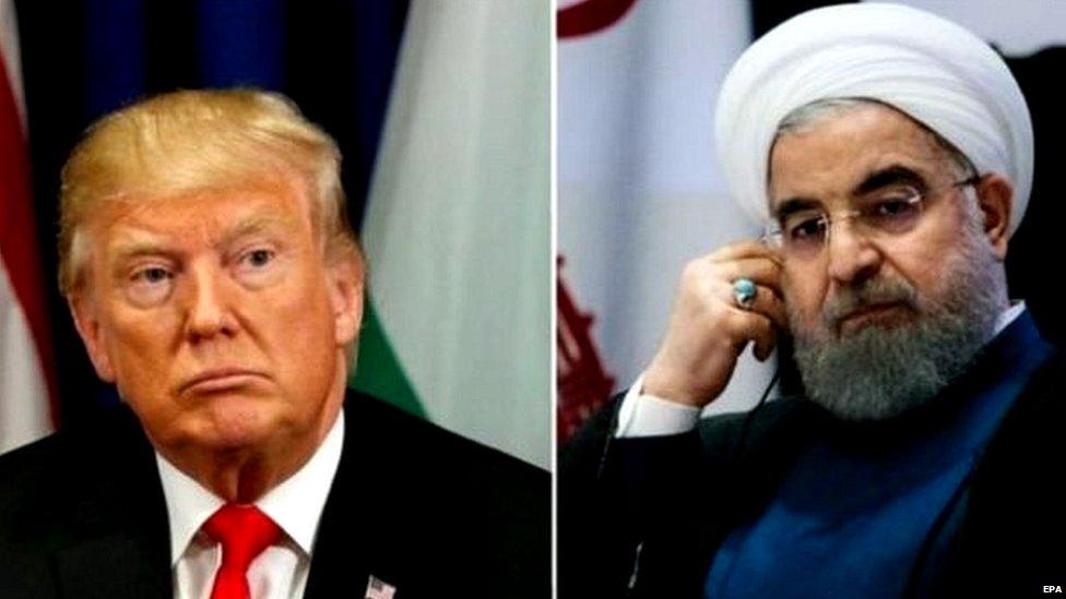 ईरान और अमरीका की 'लड़ाई' में पिस जाएगी सारी दुनिया?