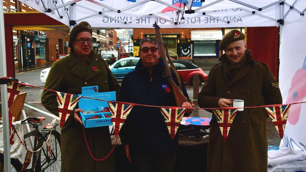 Fundraising in the Jewellery Quarter