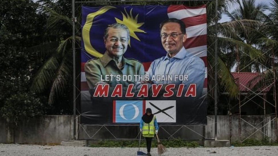 Malaysia, Anwar, Mahathir