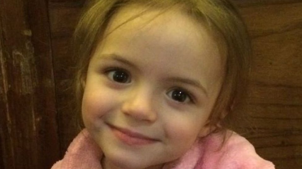 Carly Ann Harris 'drowned child and tried to burn body'