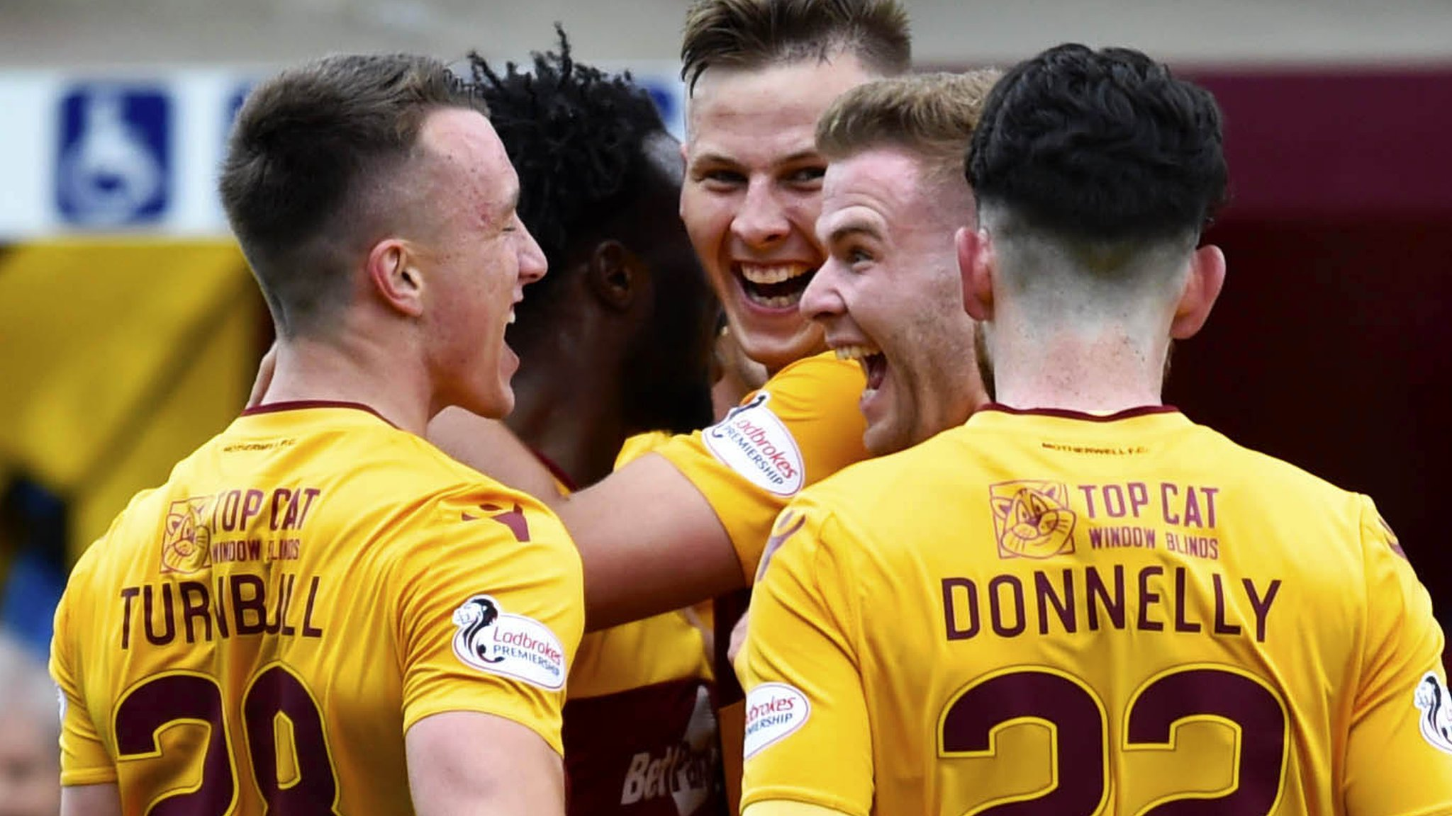 Motherwell 3-2 Livingston: David Turnbull double proves decisive