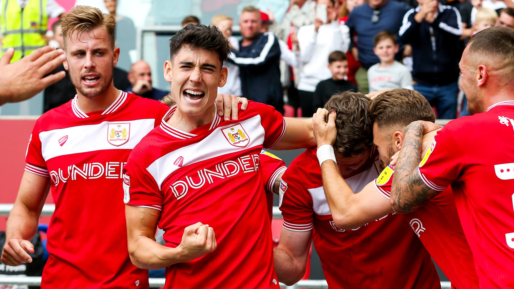 Bristol City 1-0 Sheffield United: Robins leave it late to make it four wins in a row
