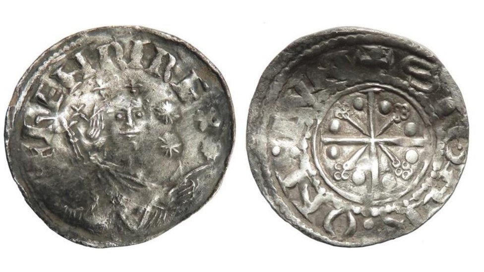 Henry I Type VI Norman Penny. AD 1100-1135