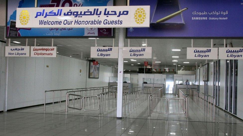 Libija: Preusmereni letovi sa aerodroma u Tripoliju posle raketnog napada