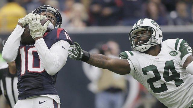 NFL: Hopkins, Jones, Rawls feature in top plays of week 11