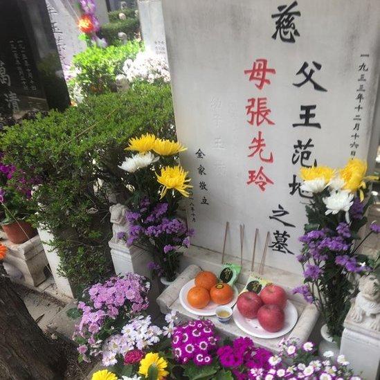 tumba china