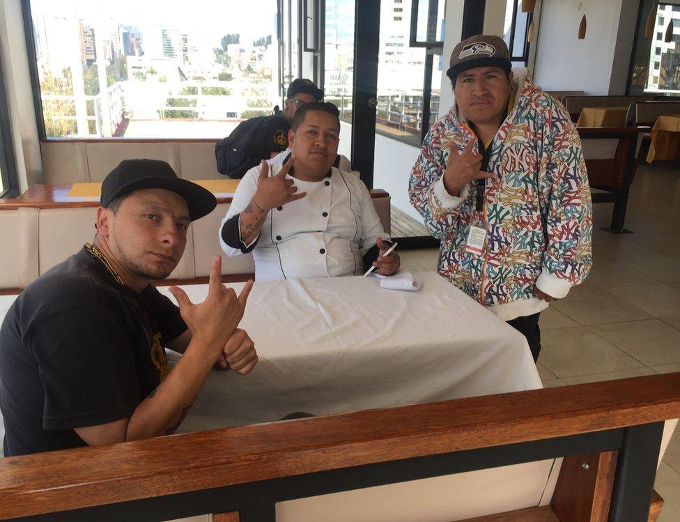 Reyes cheffs