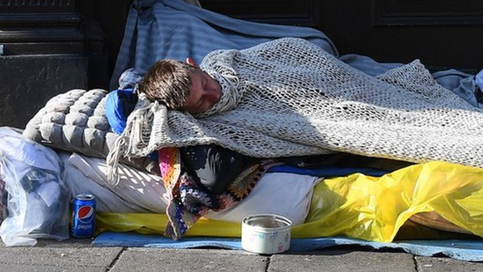 Liverpool mayor: Rough sleepers should be protected