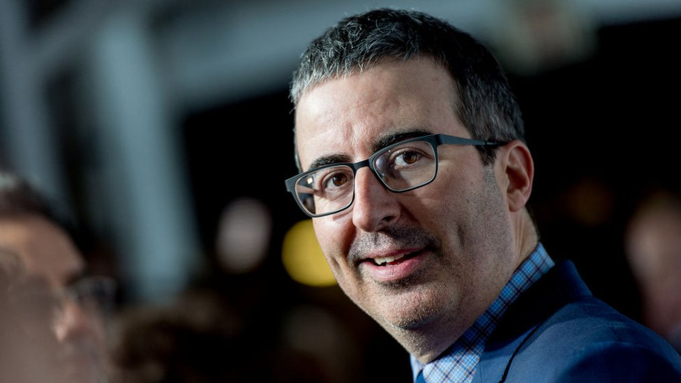 John Oliver attends the 11th Annual Stand Up for Heroes at The Theater at Madison Square Garden on November 7, 2017