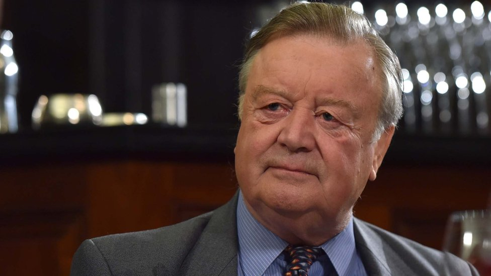 Brexit: Ken Clarke 'out of touch' over 'sectarian' DUP comment