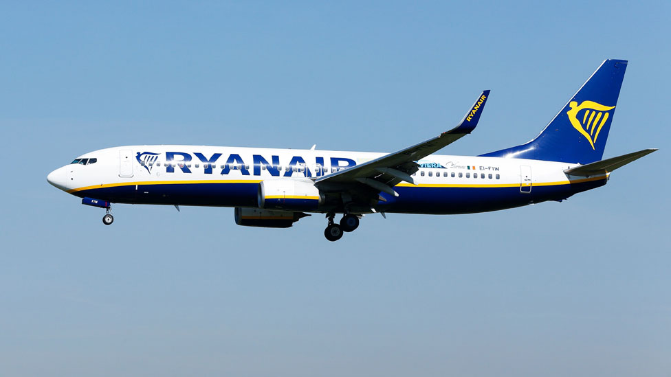 Lamentable incidente racista en un vuelo de Ryanair