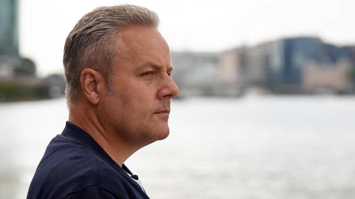 Aidan Minter (retratado en 2021)