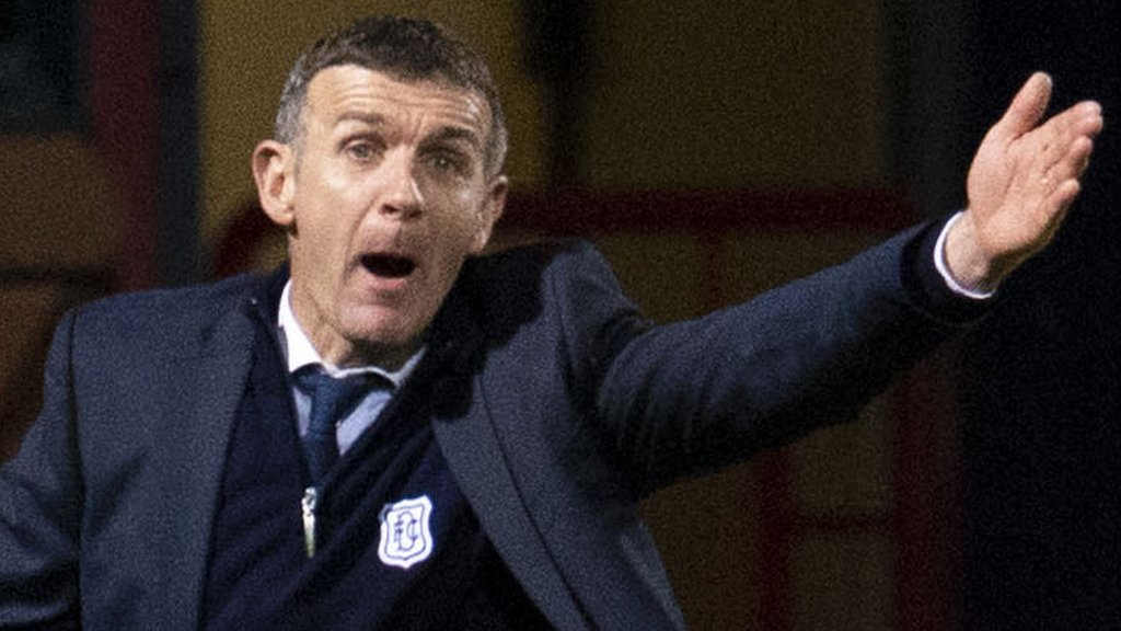 There might be 'a bit of pain' ahead for Dundee - McIntyre